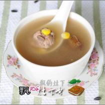 向日葵粟米排骨湯的做法