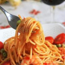 魚香義大利麵