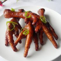 香辣烤鳳爪的做法