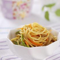 咖喱蕓豆燜蒸麵