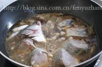燜海鱸魚的做法圖解7
