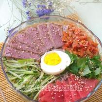 朝鮮蕎麥冷麵