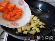 奶香咖喱雞丁的做法圖解13