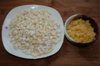 金沙玉米的做法圖解2