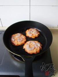 泡菜海鮮餅的做法圖解4