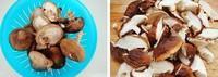 乾炸香菇的做法圖解1