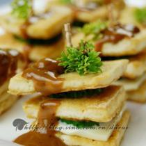 豆腐三明治