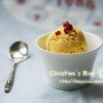 自制芒果冰淇淋的做法