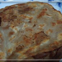 家常麻醬糖餅的做法