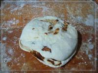 家常麻醬糖餅的做法圖解8