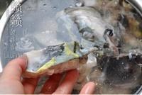 茄子燜鯰魚的做法圖解2