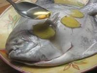 家常紅燒鯧魚的做法圖解2