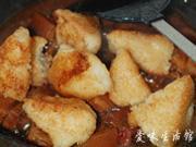 五花肉燒粽子的做法圖解7
