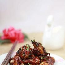 乾鍋香雞的做法