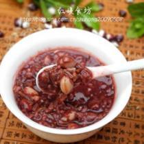 熊貓豆煲紅米粥