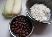 紅棗糯米藕的做法圖解1