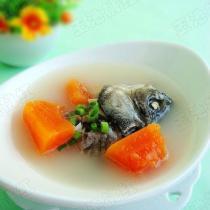 木瓜鯽魚湯