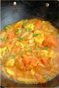 西瓜皮炒雞蛋的做法圖解15