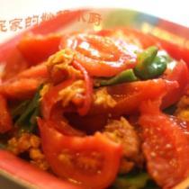番茄炒雞蛋的做法