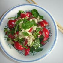 芥香脆口櫻桃蘿卜的做法