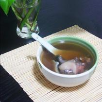 粉葛煲水魚