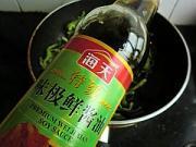 青椒炒肉絲的做法圖解8