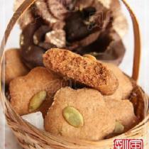 花生醬小酥餅的做法