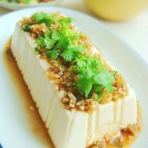 榨菜拌豆腐的做法