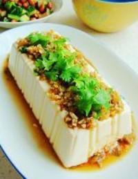 榨菜拌豆腐的做法圖解5