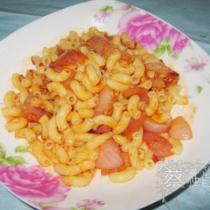 番茄義大利麵