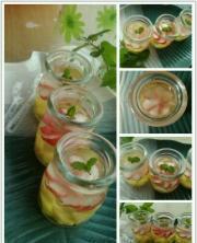 瓶中花水晶果凍的做法圖解10