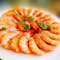白灼蝦的做法