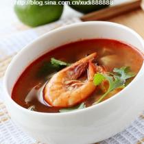 泰式冬陰功湯的做法