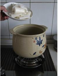 酸蘿卜老鴨湯的做法圖解5