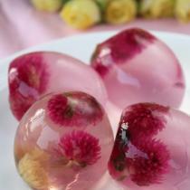 創意果凍水晶球