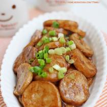 醬燜杏鮑菇的做法