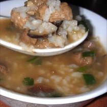 香辣鴨肉粥