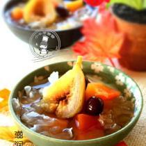 滋潤水果湯