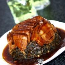 自制梅菜扣肉