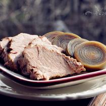 牛肉海帶捲的做法