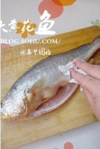 茄汁大黃花魚的做法圖解2