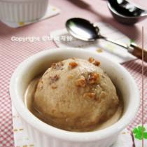 紅糖核桃冰淇淋的做法