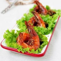 番茄薑味蝦的做法
