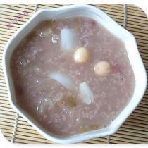 三寶綠豆粥