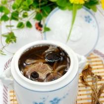 茶樹菇排骨湯