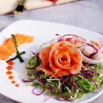三文魚沙拉