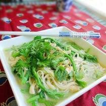 龍須菜五谷雜糧麵