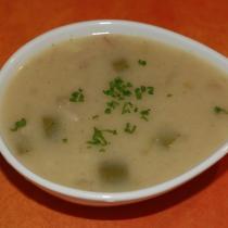 培根土豆湯