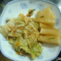 辣白菜.泡菜的做法