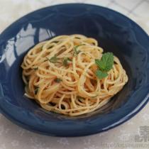 橄欖油薄荷義麵